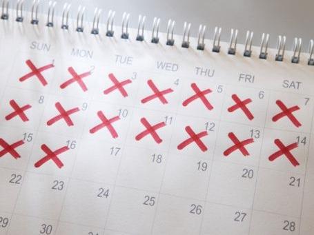 Calendar chains